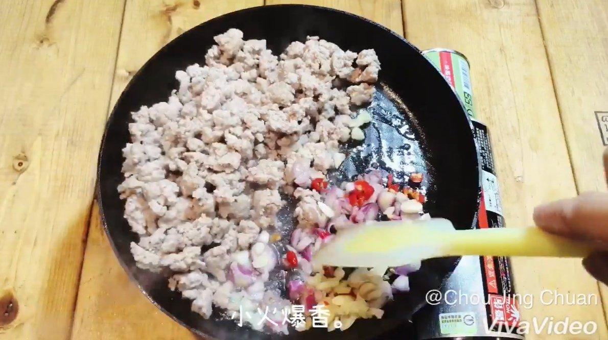 料理小白-泰式打拋豬