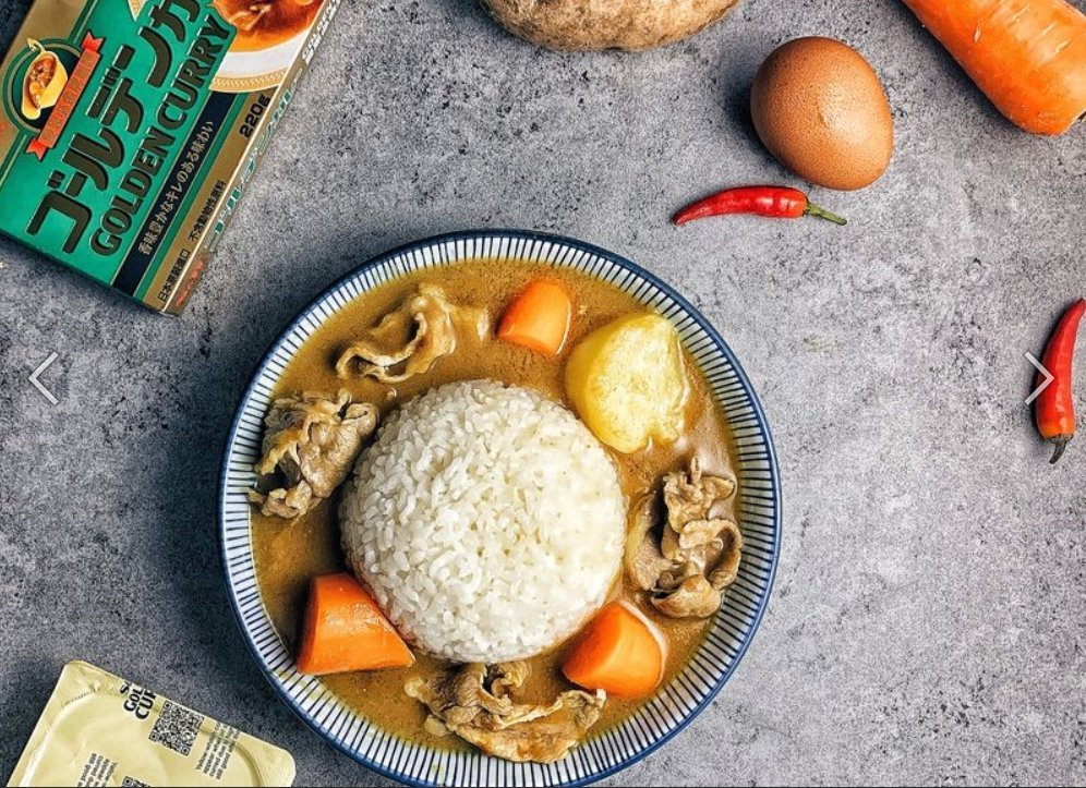 料理小白-S&B金牌咖哩家常飯