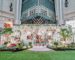 台北101-法式優雅庭院