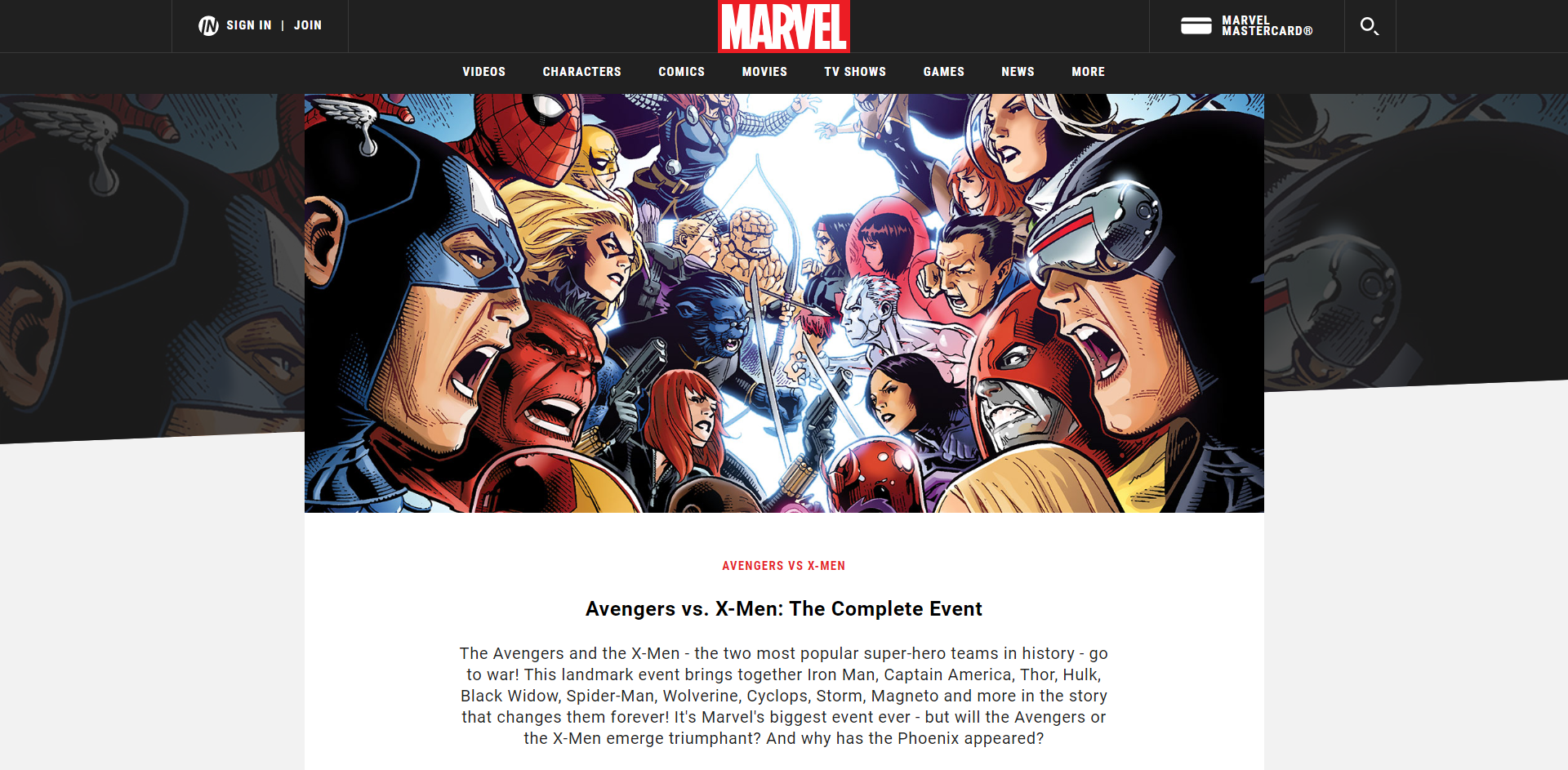 Marvel Unlimited 漫威英雄漫畫