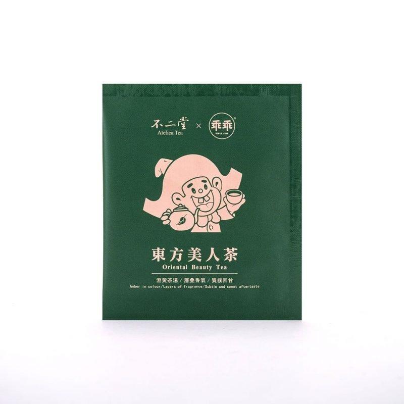 不二堂 X 乖乖- 「乖乖喝茶趣盒玩套組」