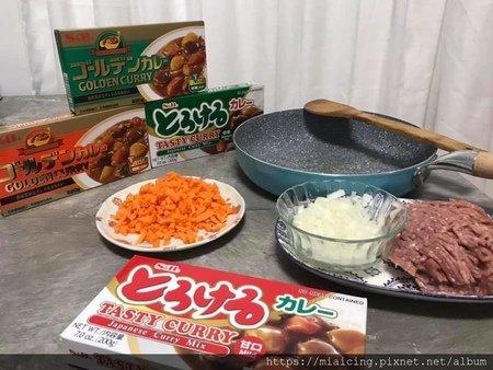夏日懶人簡易料理食譜-朝氣咖哩歐姆蛋