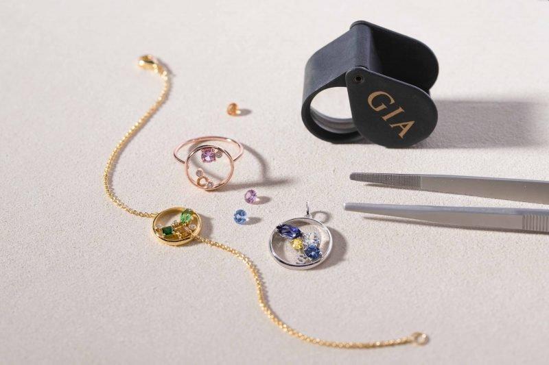 Olivia Yao Jewellery-訂製珠寶體驗課程