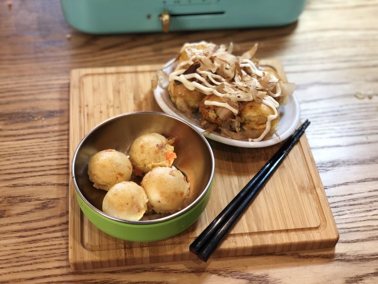 夏日懶人簡易料理食譜-章魚燒