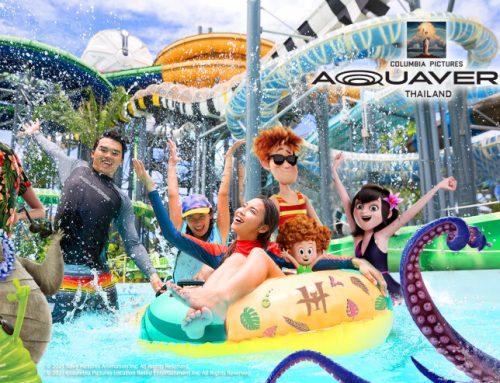 【放放/放假】索尼影業「全球首座主題水上樂園」10月泰國開幕!暢玩8大電影主題園區《MIB星際戰警》、《野蠻遊戲》、《尖叫旅社》通通有