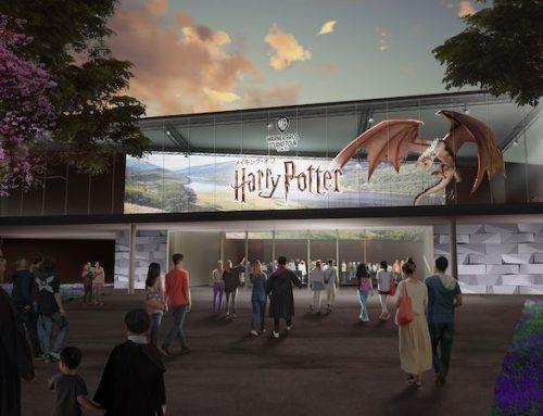 【放放/放假】日本東京「哈利波特影城」2023年開幕!《哈利波特》和《怪獸與牠們的產地》片場全都能參觀,麻瓜們快一起進入魔法世界