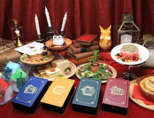 【放放/放吃】哈利波特咖啡廳Harry Potter Café東京表餐道登場!霍格華茲便當、沉浸式體驗超值得朝聖!