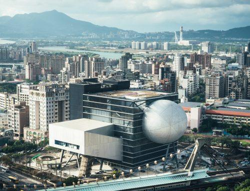 【放放/放玩】士林「臺北表演藝術中心」獲選時代雜誌2021年全球最佳百大地方!全世界唯一圓球造型觀眾席,成為新一代台北代表景點之一