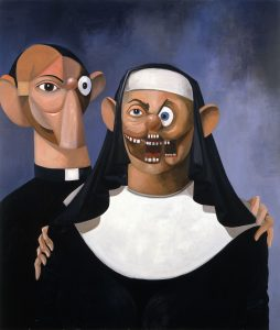 余文樂拍賣油畫
